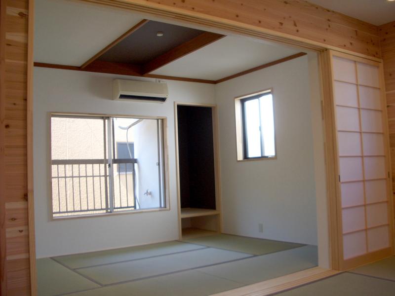 相川 A様邸 和室