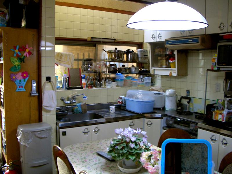 相川 A様邸 before キッチン