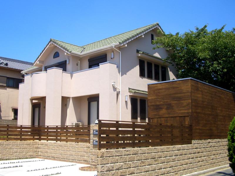 浅香 K様邸『さくらの家』 外観01