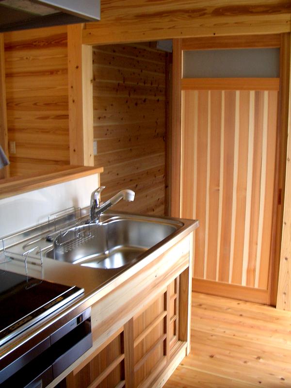 浅香 K邸『さくらの家』 キッチン