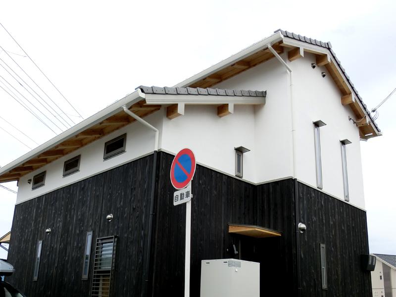 南野田 F邸『ゼロエネの家』 外観02