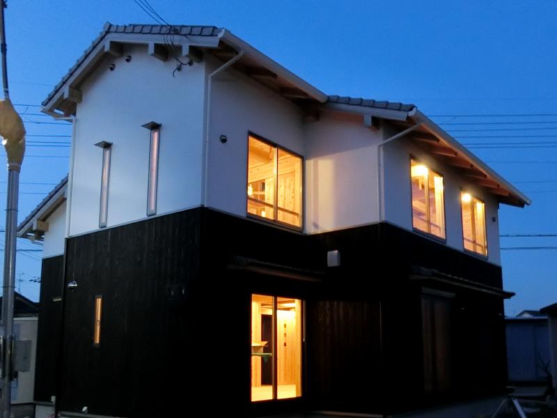 南野田 F邸『ゼロエネの家』 外観04