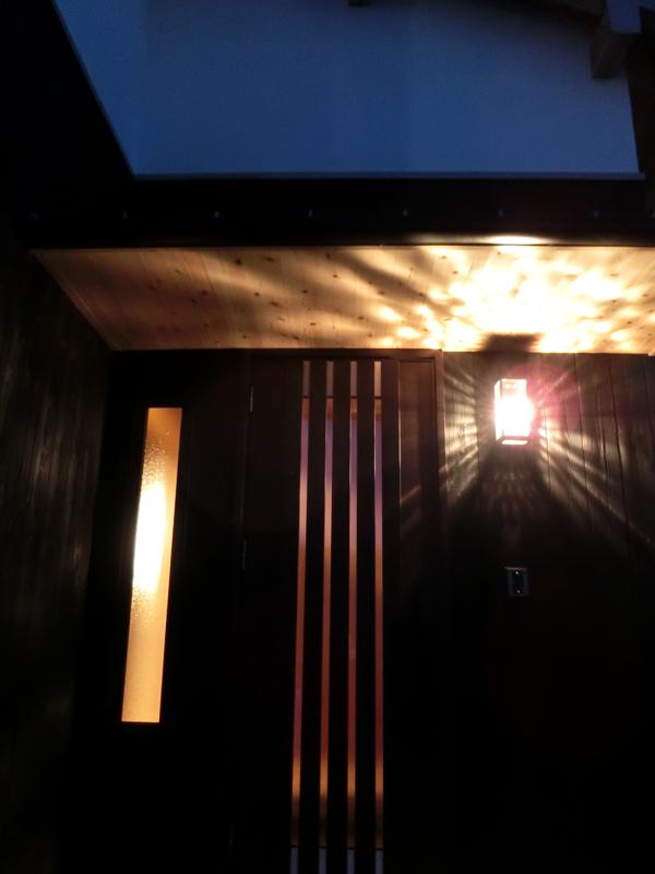 南野田 F邸『ゼロエネの家』 玄関