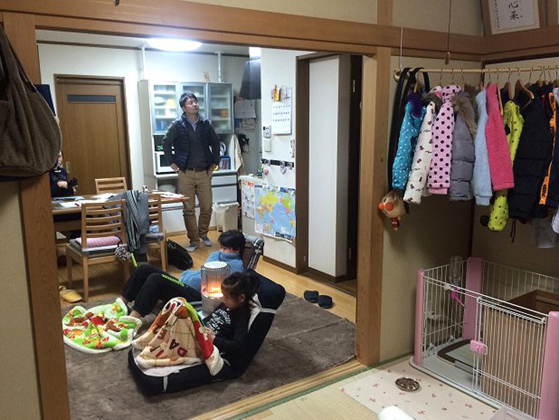 東大阪御厨 M邸 before
