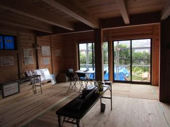 和歌山の板倉造りの家