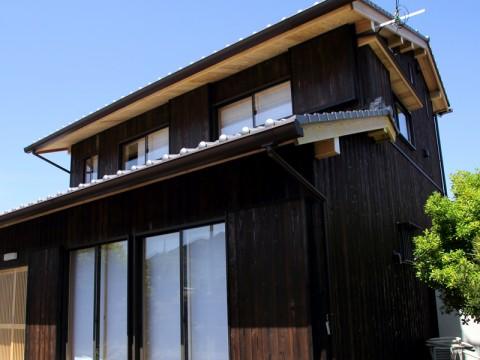 和歌山九度山 S邸『自然を感じる無垢の家』