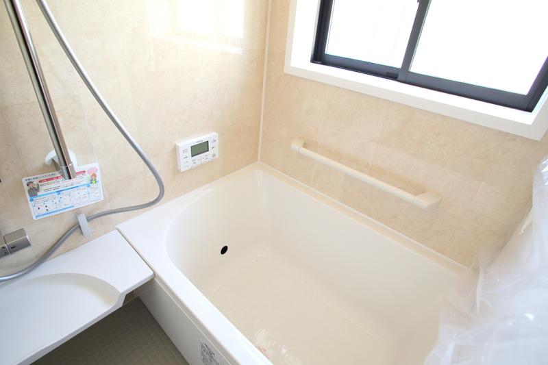 和歌山九度山 S様邸『自然を感じる無垢の家』 お風呂
