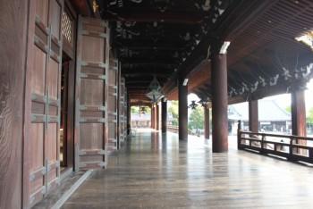 京都東本願寺御影堂