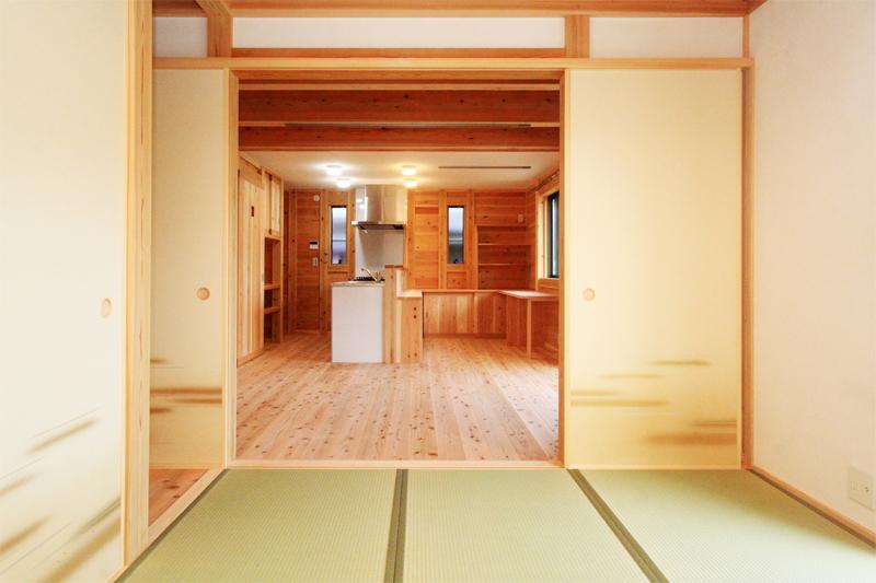 丹陽社の健康住宅