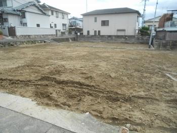 大阪 倉庫新築 敷地調査01