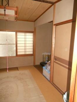 奈良広陵 無垢と漆喰の耐震リフォーム 現地調査06