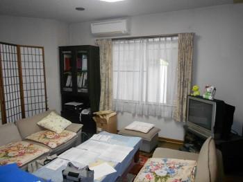 奈良広陵 無垢と漆喰の耐震リフォーム 現地調査02