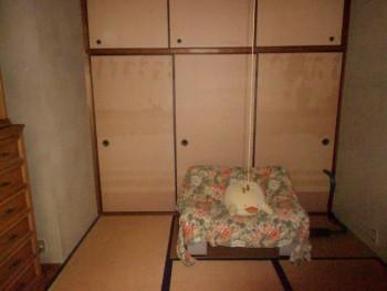 奈良広陵 無垢と漆喰の耐震リフォーム 現地調査07