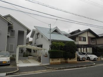 奈良広陵 無垢と漆喰の耐震リフォーム 現地調査08