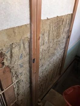 八尾弓削 自然素材リフォーム トイレ改修05