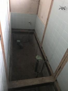 八尾弓削 自然素材リフォーム トイレ改修03