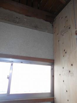 八尾弓削 自然素材リフォーム トイレ改修床・壁03