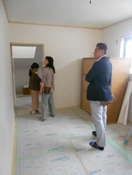 2018.5.26 奈良広陵 無垢と漆喰の耐震リフォーム 完成見学会05