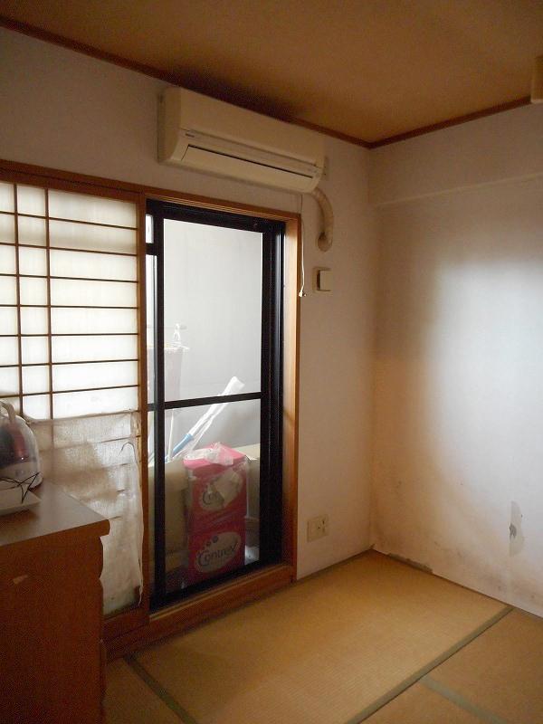 大阪旭区 S邸 before 和室