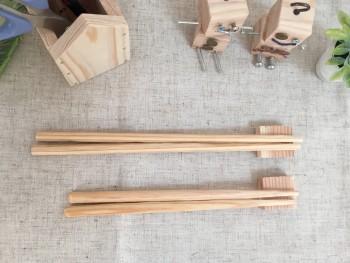自分サイズで作るmy箸