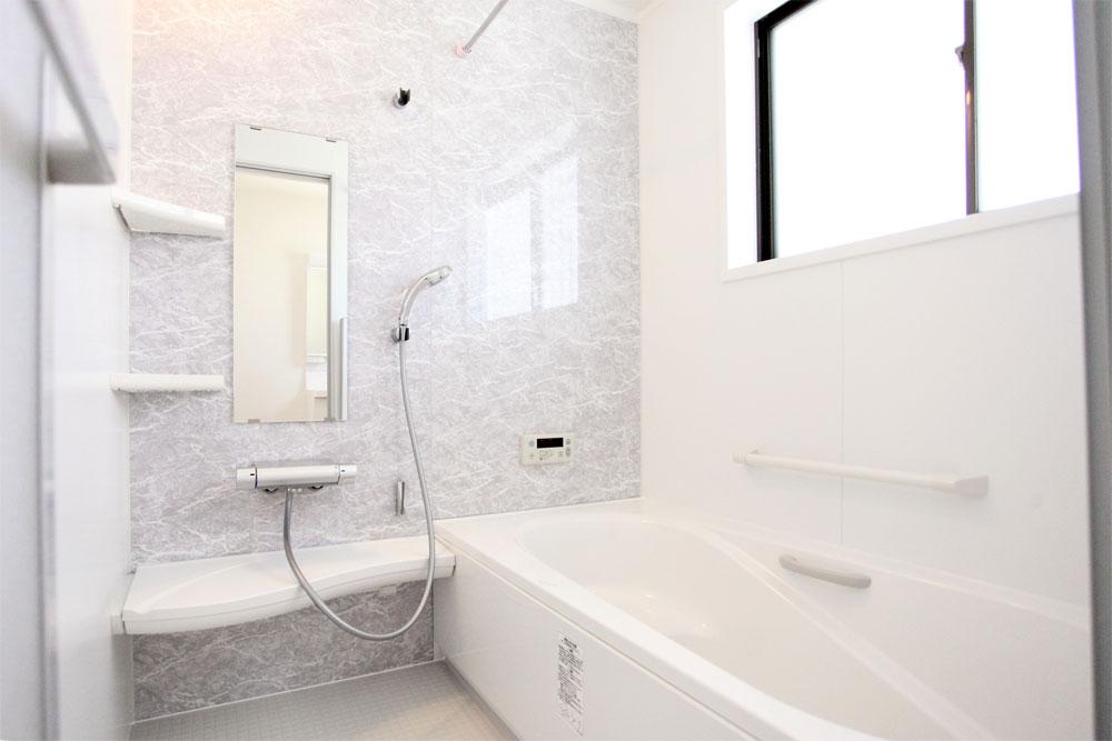 奈良広陵 S様邸 耐震リフォーム after 浴室