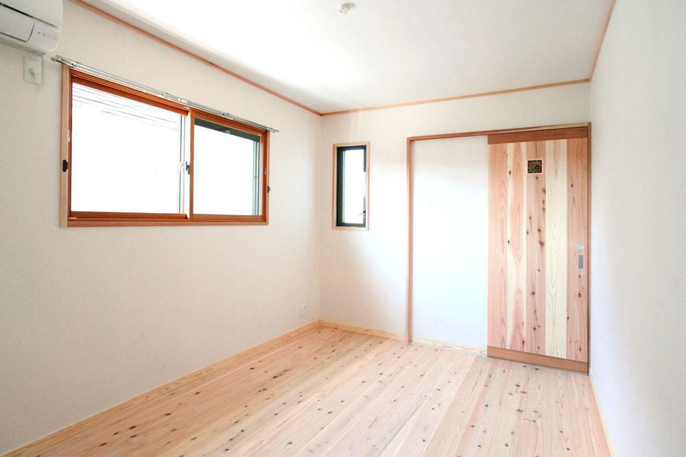 奈良広陵 S様邸 耐震リフォーム after 2F洋室