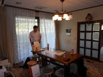 大阪 交野 自然素材健康住宅の耐震リフォーム 現地調査03