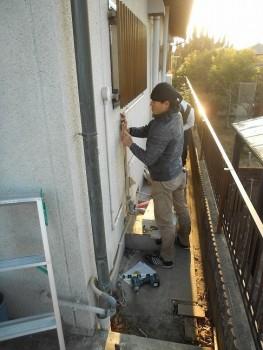 【給湯器新設】大阪 交野 自然素材健康住宅の耐震リフォーム01