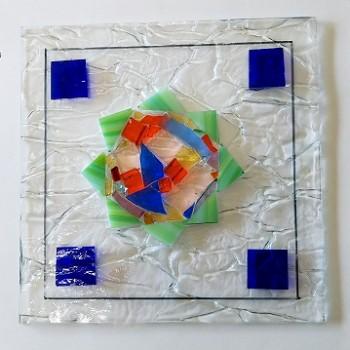 ガラスクラフト作品③