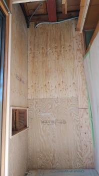【耐震補強完了】大阪 交野 自然素材健康住宅の耐震リフォーム03
