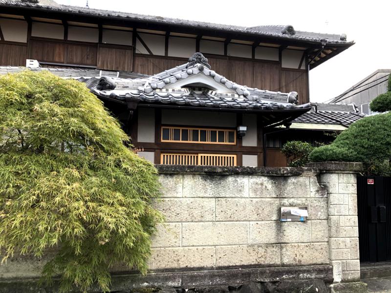 八尾弓削 T様邸 自然素材リフォーム after 外観。