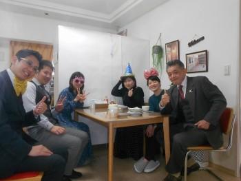 大和さんのお誕生日をお祝いしました。01