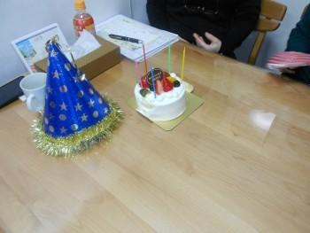 大和さんのお誕生日をお祝いしました。02