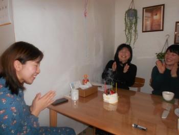 大和さんのお誕生日をお祝いしました。03