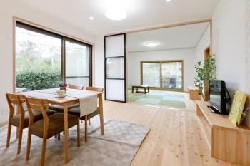 健康住宅 木の家 板倉造り