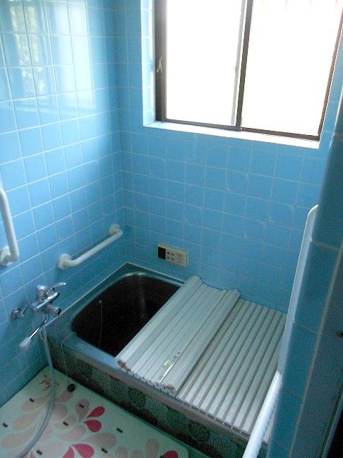 交野妙見 M様邸 耐震リフォーム before 浴室