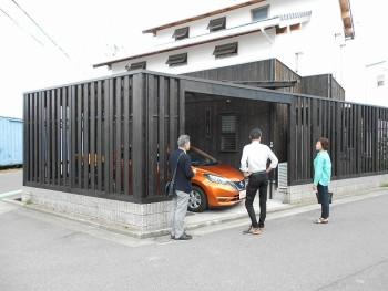ゼロエネルギーの板倉の家011