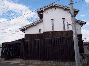 ゼロエネルギーの板倉の家012