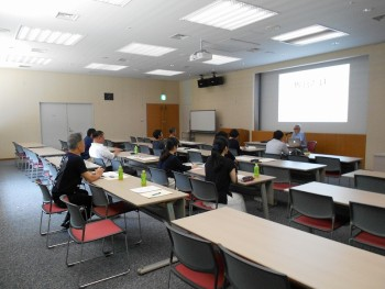 日本板倉建築協会の講習会のお手伝いをしてきました01