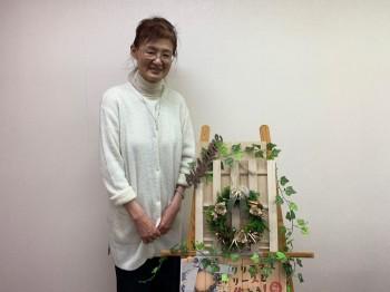 クリスマスリースを作ろう!8|自然素材で家づくりなら丹陽社