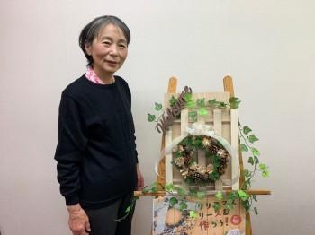 クリスマスリースを作ろう!5|自然素材で家づくりなら丹陽社