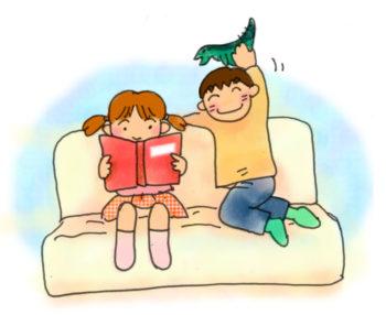 子供室の計画について