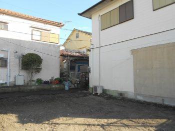 東大阪客坊 大阪平野を一望する家 敷地測量02