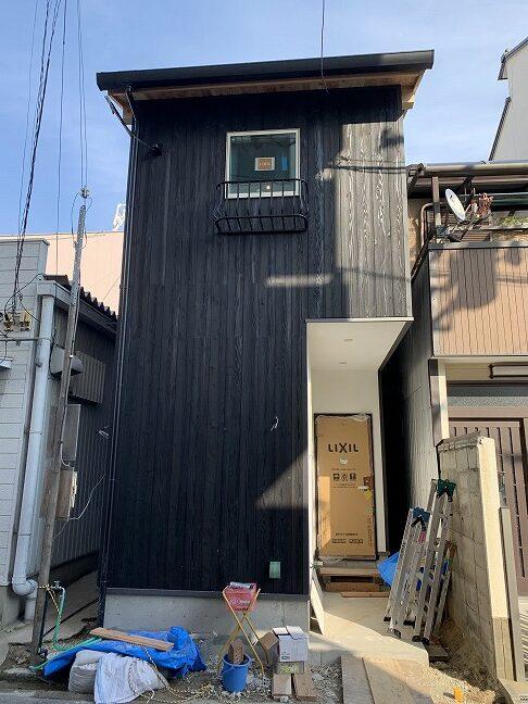 板倉造りの家01